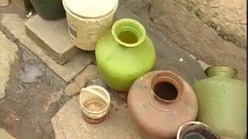 Video : Rain washed Bangalore starved for water