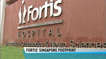 Video : Fortis buys 24% in Singapore's Parkway