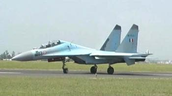 Video : After Monday's crash, Sukhoi fleet grounded