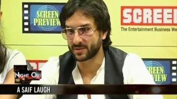 Saif has the last laugh