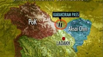 Video : Stop funding PoK projects: India to China