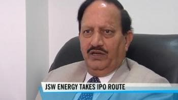 Video : JSW Energy takes IPO route