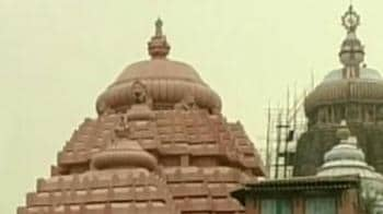 Video : Puri temple opens doors to disabled