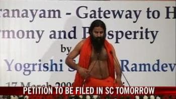 Video : Ramdev to challenge gay verdict