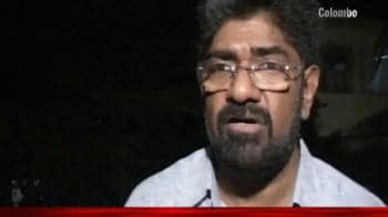 Video : LTTE Chief shot while fleeing
