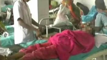 Video : Beed: Woman, partner attacked, paraded naked