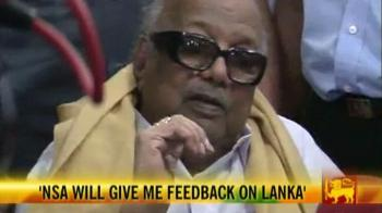 Video : 'NSA will give me feedback on Lanka'