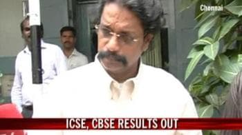 Video : ICSE, CBSE results out