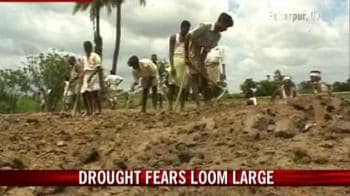 Video : Drought fears loom large