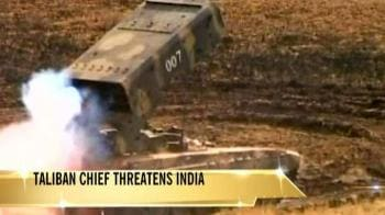 Video : Taliban's warning to India