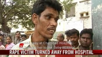 Video : Child's rape: Tamil Nadu govt hauls up hospital