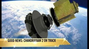 Video : It's official: India's moon mission over
