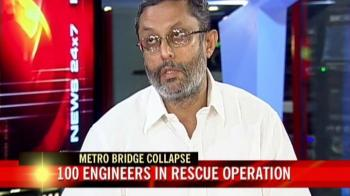 Video : DMRC should take the responsibility: Town planner