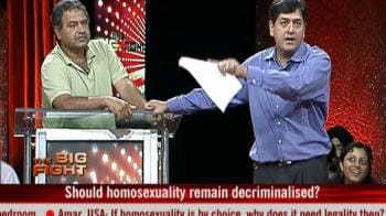 Video : Gay activists vs religious leaders