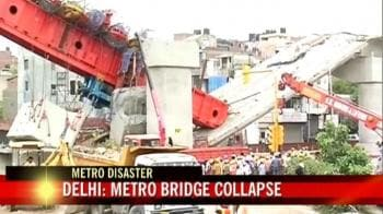 Video : Delhi Metro disaster: A day after