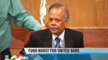 Video : United Bank of India makes a quiet debut