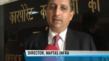 Video : IL&FS to be new promoters of Maytas Infra