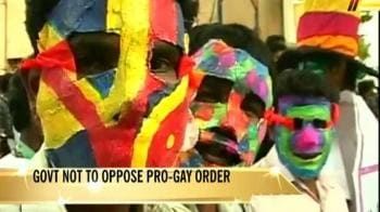 Video : Government for gay rights