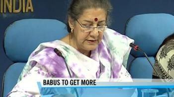 Video : Cabinet approves 8 per cent hike in dearness allowance‎