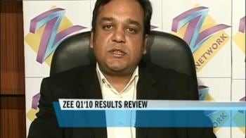 Video : Zee Q1 results review