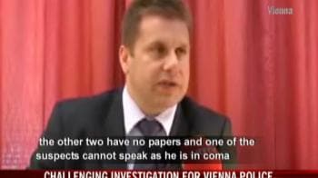 Video : Challenging probe for Vienna police