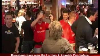 Video : Barcelona win Champions League