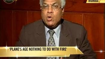 Video : Jumbo fire a one-off incident: Air India