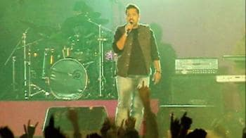 Video : Shankar-Ehsaan-Loy create magic in Delhi