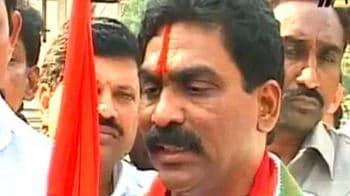 Video : Rajagopal taken into preventive custody