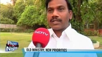 Video : Raja's agenda: Local call at 10 paise, STD at 25