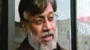 Video : Terror suspect Tahawwur Rana's bail hearing today