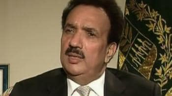 Video : Pak accuses India of funding Taliban