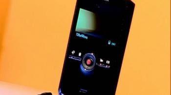 Pocket camcorders