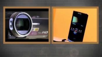 Gadget Guru: Mini camcorders