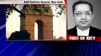 Video : SC adjourns case hearing