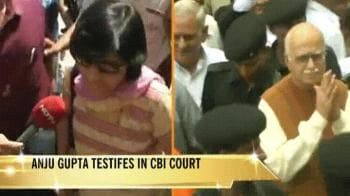 Video : Advani gave an instigating speech, says his former security officer