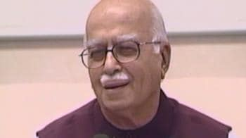Video : Advani did nothing to save Babri: IPS officer