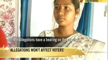 Video : Koda scam won't affect voters, says his wife