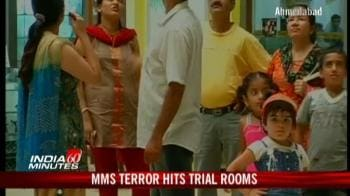 Video : MMS terror hits trial rooms