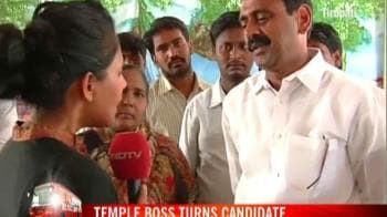 Video : The Election Express in Tirupati