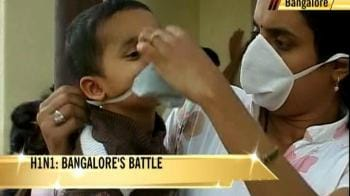 Video : Bangalore's battle against H1N1