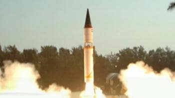 Video : Nuclear capable Agni III test fired successfully