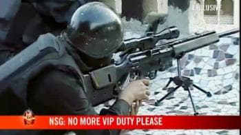 Video : Let us protect people, not VIPs: NSG