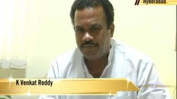 Video : Andhra's IT minister receives threatening calls