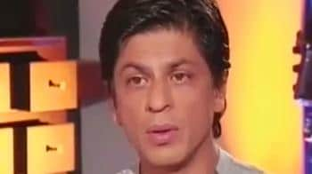 Video : As a movie star, I'm vulnerable: SRK