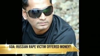 Video : Offered bribe to drop case: Russian rape victim