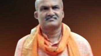Video : Muthalik sent to judicial custody over Mysore violence