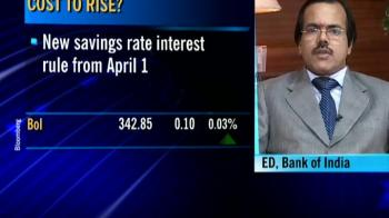 Video : Bank of India welcomes RBI's daily interest rule