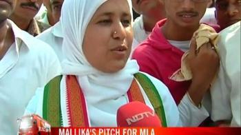 Video : The Election Express in Vijaywada