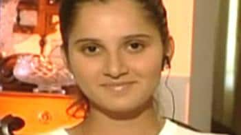 Video : I will still be Indian: Sania Mirza